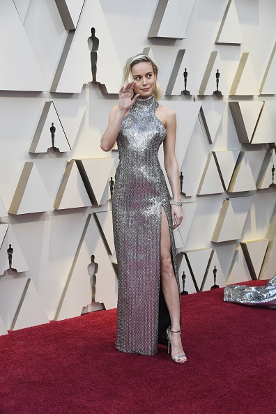 Thigh High Slit「91st Annual Academy Awards - Arrivals」:写真・画像(10)[壁紙.com]