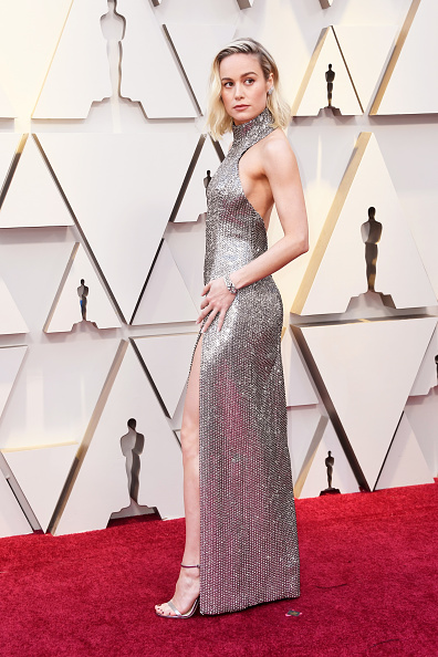 Thigh High Slit「91st Annual Academy Awards - Arrivals」:写真・画像(12)[壁紙.com]