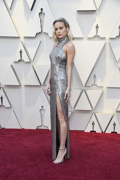 Thigh High Slit「91st Annual Academy Awards - Arrivals」:写真・画像(11)[壁紙.com]