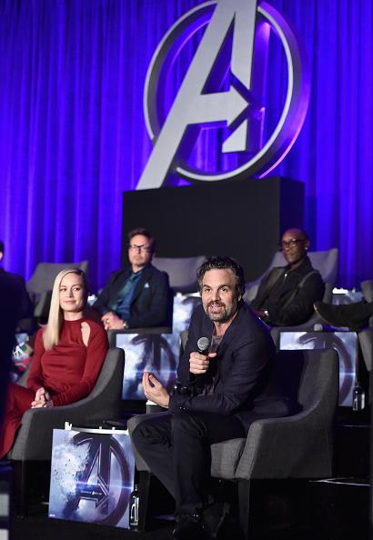 "Press Room「Marvel Studios' ""Avengers: Endgame"" Global Junket Press Conference」:写真・画像(11)[壁紙.com]"