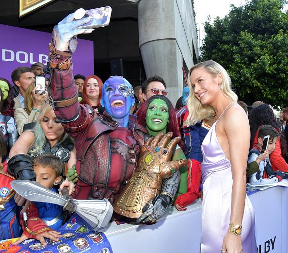 "Walt Disney Pictures「World Premiere Of Walt Disney Studios Motion Pictures ""Avengers: Endgame"" - Red Carpet」:写真・画像(12)[壁紙.com]"