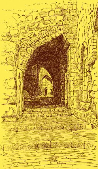 New Testament「Old City of Jerusalem street」:写真・画像(3)[壁紙.com]