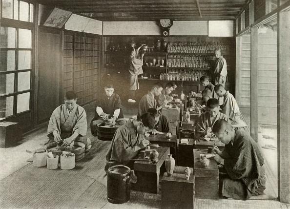 Enamel「Namikawas Workroom 1」:写真・画像(3)[壁紙.com]