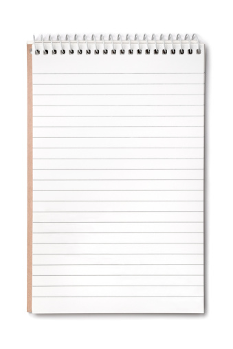 Swirl Pattern「Notepad (CLIPPING PATH included)」:スマホ壁紙(14)