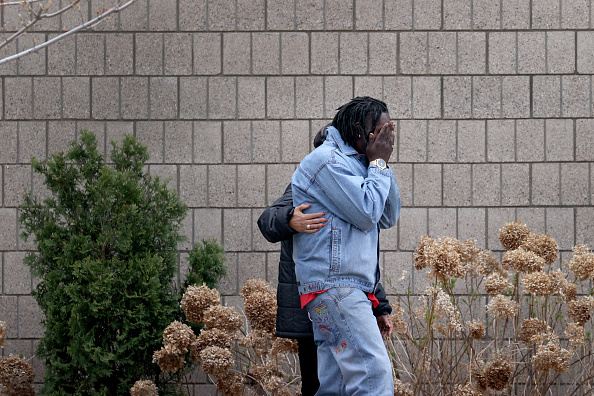 Human Role「Public Viewing Held For Daunte Wright In Minneapolis」:写真・画像(7)[壁紙.com]