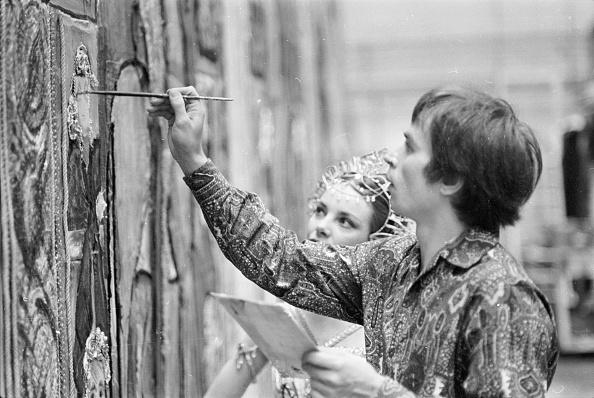 Painting - Activity「Rudolf Nureyev」:写真・画像(9)[壁紙.com]