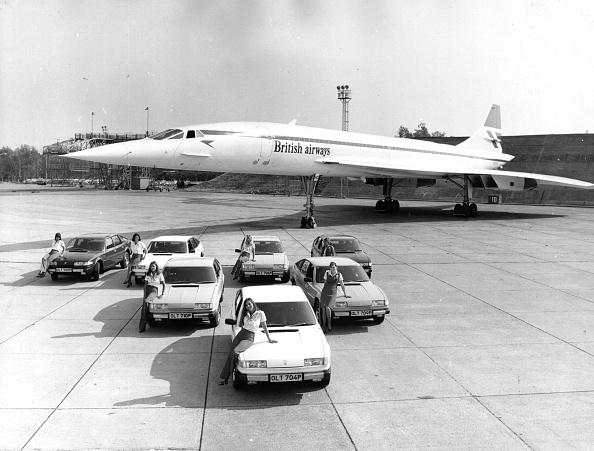 Heathrow Airport「Concorde」:写真・画像(9)[壁紙.com]