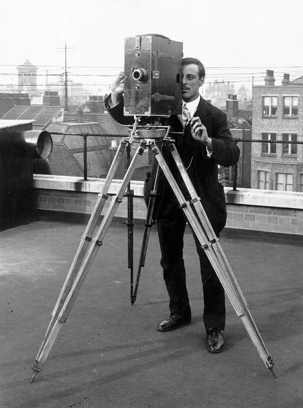 Film Industry「Kinetograph」:写真・画像(0)[壁紙.com]
