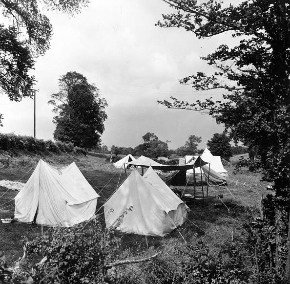 Tent「Summer Camp」:写真・画像(9)[壁紙.com]