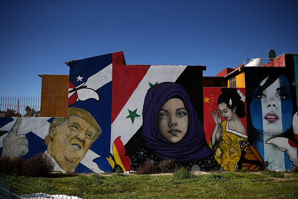 Art Product「Trump Vows To Build Border Wall Between Mexico And The U.S.」:写真・画像(14)[壁紙.com]