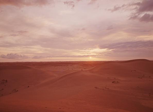 Sunset「Saharan Twilight」:写真・画像(13)[壁紙.com]