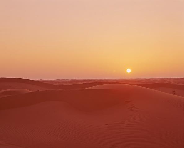 Sunset「Saharan Twilight」:写真・画像(6)[壁紙.com]