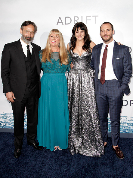 "Film Premiere「Premiere Of STX Films' ""Adrift"" - Arrivals」:写真・画像(15)[壁紙.com]"