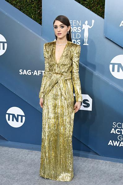 Metallic Dress「26th Annual Screen ActorsGuild Awards - Arrivals」:写真・画像(9)[壁紙.com]