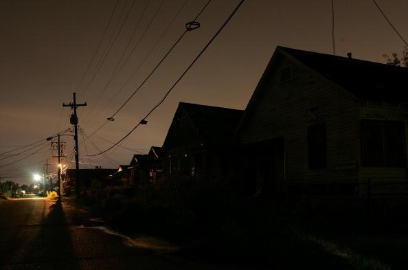 Dark「New Orleans Faces One Year Anniversary Of Hurricane Katrina」:写真・画像(15)[壁紙.com]