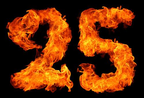Inferno「Burning 25」:スマホ壁紙(3)