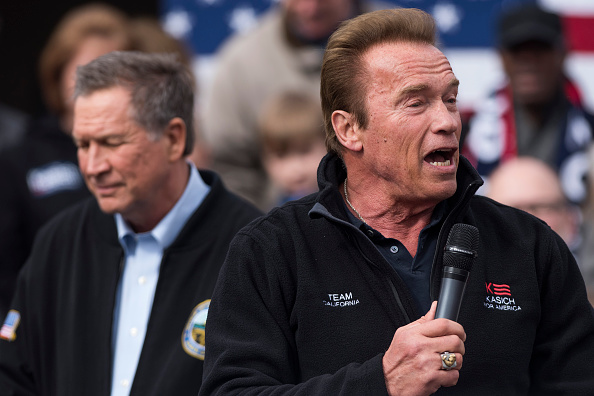 Super Tuesday「Presidential Candidate Gov. John Kasich Is Joined By Arnold Schwarzenegger At Rally In Columbus」:写真・画像(17)[壁紙.com]