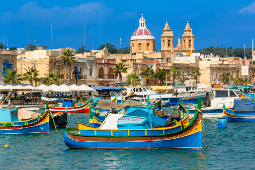 Malta「Malta, Marsaxlokk Harbor」:スマホ壁紙(18)