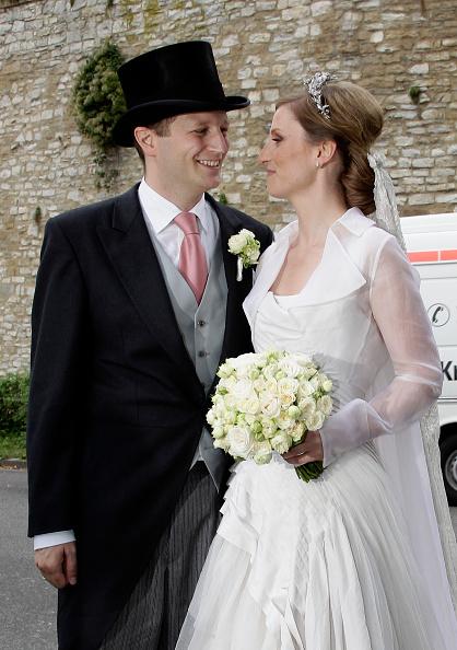 Bouquet「Georg Friedrich Ferdinand Prince Of Prussia And Princess Sophie Of Isenburg Wedding」:写真・画像(1)[壁紙.com]