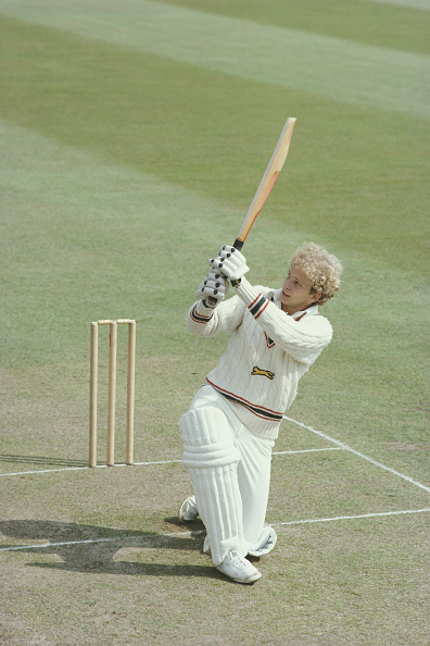 Leicestershire「David Gower Leicestershire and England batsman」:写真・画像(2)[壁紙.com]