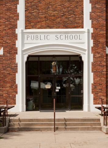 State School「Generic Public School Building」:スマホ壁紙(9)