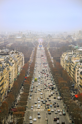 Boulevard「Amazing views from the sunny streets of Paris.」:スマホ壁紙(14)