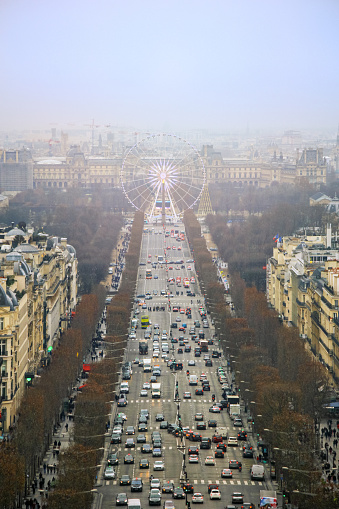 Boulevard「Amazing views from the sunny streets of Paris.」:スマホ壁紙(16)