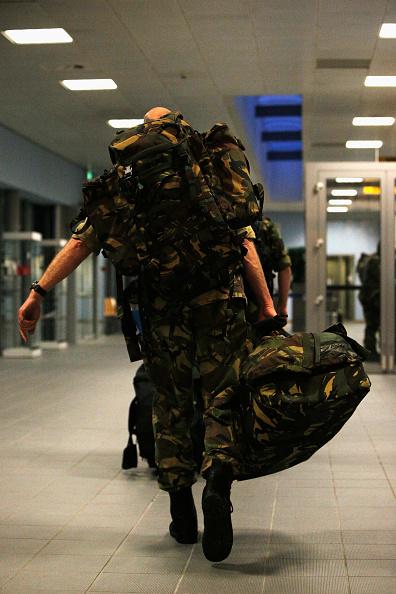 Netherlands「Dutch And German Troops Transfer To Turkey」:写真・画像(15)[壁紙.com]