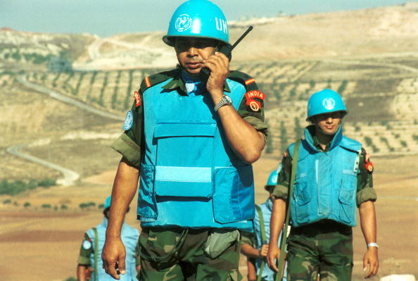 Farm「UN Peacekeepers in South Lebanon」:写真・画像(10)[壁紙.com]