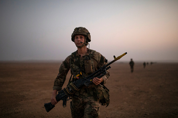 Army Soldier「The British Military On A Global Stage」:写真・画像(2)[壁紙.com]
