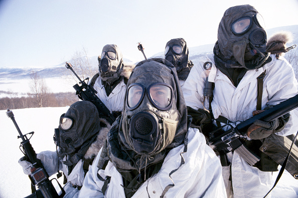 Arctic「NATO Defends Norway In Exercise Teamwork 84」:写真・画像(11)[壁紙.com]