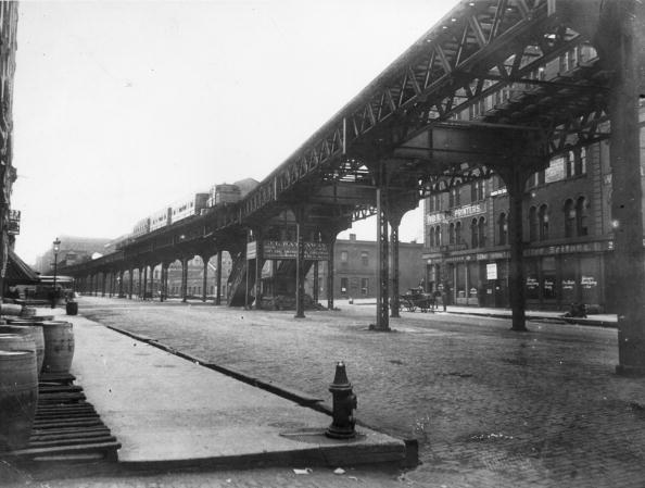 1890-1899「Elevated Railway」:写真・画像(18)[壁紙.com]