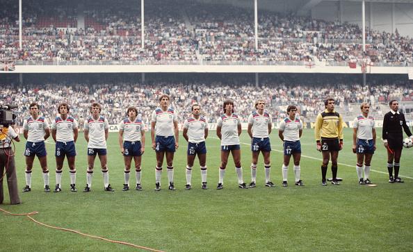 イングランド「England v Spain 1982 FIFA World Cup」:写真・画像(18)[壁紙.com]