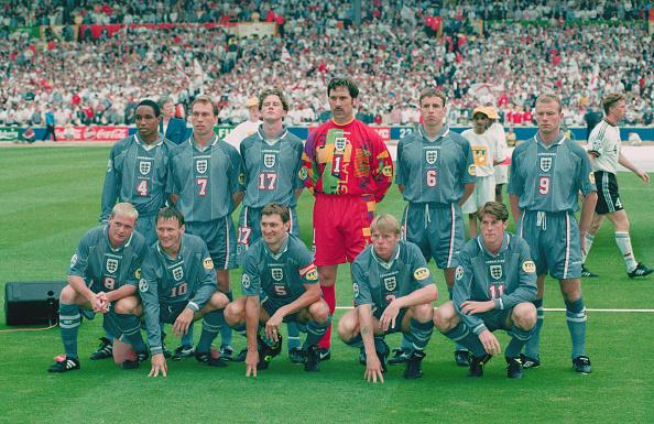 England「England Euro 96」:写真・画像(3)[壁紙.com]