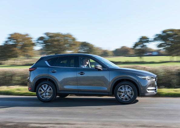 Country Road「2017 Mazda Cx-5 2.0 2Wd Sport Nav..」:写真・画像(7)[壁紙.com]