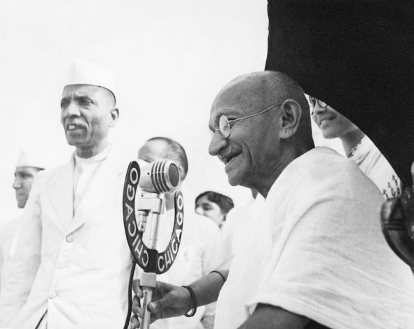 Speech「Mahatma Gandhi」:写真・画像(2)[壁紙.com]