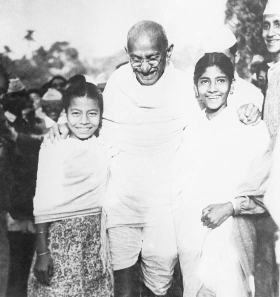 Teenager「Mahatma Gandhi」:写真・画像(1)[壁紙.com]
