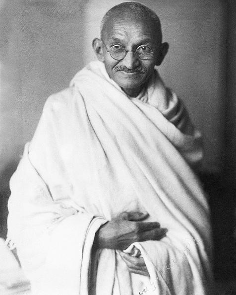 ポートレート「Mahatma Gandhi」:写真・画像(13)[壁紙.com]