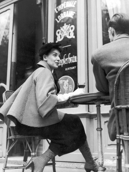 Coat - Garment「French Check」:写真・画像(5)[壁紙.com]