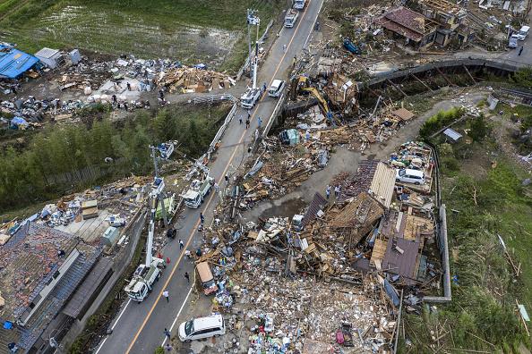 Extreme Weather「Typhoon Hagibis Hits Japan」:写真・画像(19)[壁紙.com]