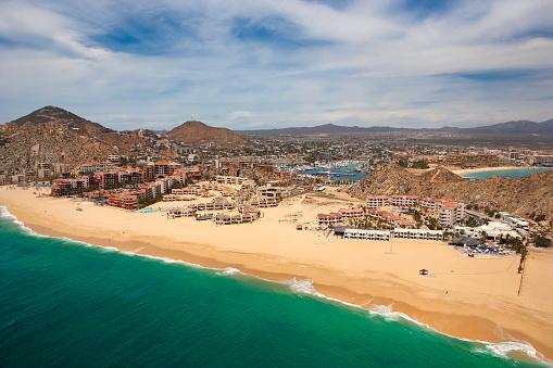 Baja California Peninsula「Hotels on the Pacific Ocean in Cabo San Lucas」:スマホ壁紙(3)