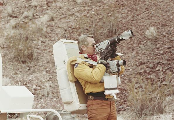 Geology「Gene Cernan In Nevada」:写真・画像(0)[壁紙.com]