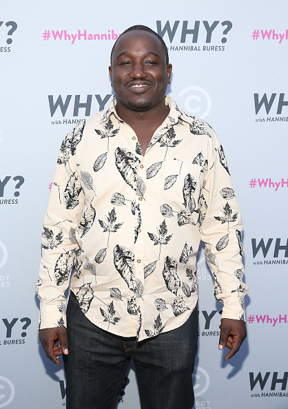 """Hannibal Buress「Comedy Central's """"Why? With Hannibal Buress"""" Premiere Event」:写真・画像(0)[壁紙.com]"""