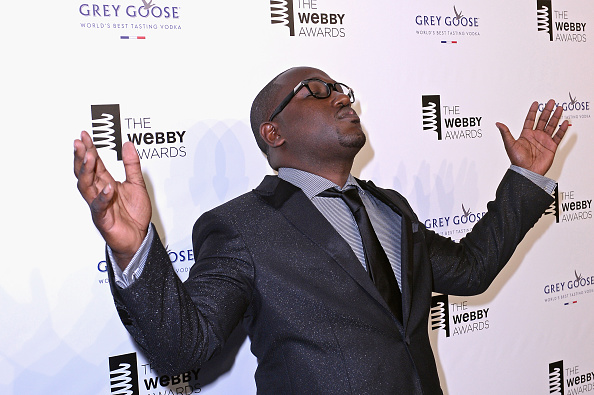 Hannibal Buress「GREY GOOSE Vodka Hosts The 19th Annual Webby Awards」:写真・画像(6)[壁紙.com]