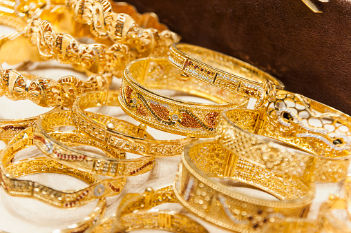 Bracelet「Gold Souk, Dubai」:スマホ壁紙(14)