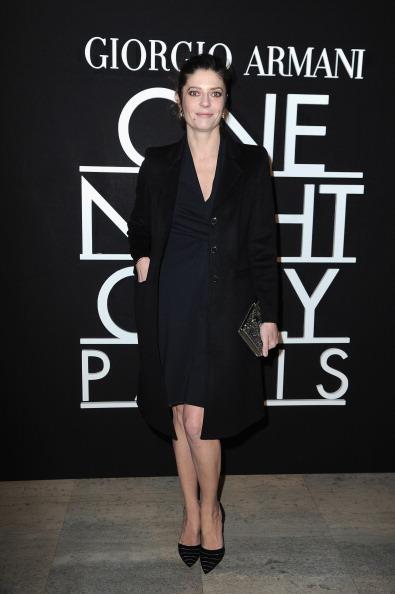 Pascal Le Segretain「Giorgio Armani Prive : Front Row - Paris Fashion Week - Haute Couture S/S 2014」:写真・画像(14)[壁紙.com]