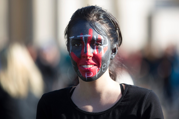 Free Trade Agreement「Thousands Protest TTIP And CETA Trade Accords」:写真・画像(7)[壁紙.com]