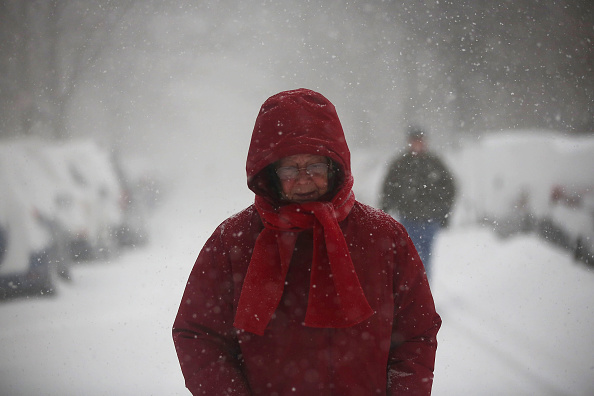 2016 Winter Storm Jonas「Huge Snow Storm Slams Into Mid Atlantic States」:写真・画像(10)[壁紙.com]