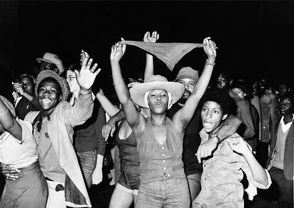 West Indian Culture「Notting Hill Carnival, 1976」:写真・画像(4)[壁紙.com]