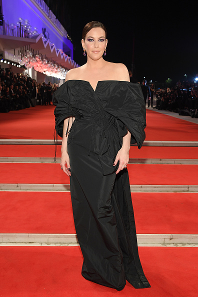 "Maxi Dress「""Ad Astra"" Red Carpet Arrivals - The 76th Venice Film Festival」:写真・画像(7)[壁紙.com]"